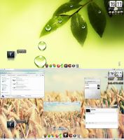 7 Desktop 2010 by Nagard666