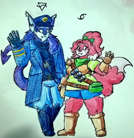 presumably they fight crime by HedgehodgeMonster