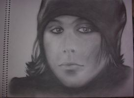 Ville Valo by GlamourBoy