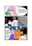 Umbran Lovers Collection # 4: Lightning's Advice by Zecrus-chan
