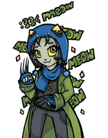 Nepeta by mooncupcake