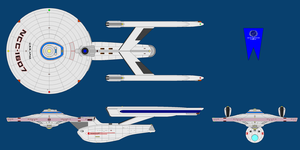 USS Afar NCC-1607 by tybarious