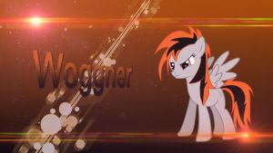 Woggner - Wallpaper by Xris777