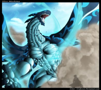 Fairy Tail : Acnologia by Crakower