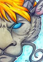 ACEO - Rochelle by jrtracey