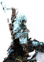 Assassin's Creed III - Ballpoint Pen by TeoMatteo