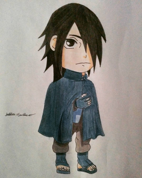 Sasuke Uchiha (Boruto Movie) from Naruto by yahoo201027