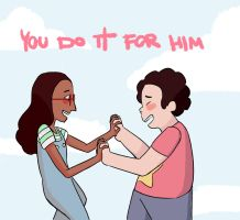 You Do It For Him by Rita20000