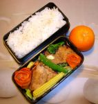 Wok in my bento by Vetriz
