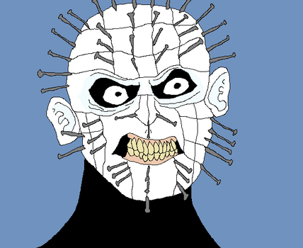 Pinhead by FloppsyProduction
