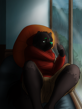 Rain of melancholy FINAL DARK by Kite-MCcloud