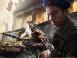 World in Conflict wallpaper by edua234