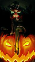 Happy Halloween! by serafleur