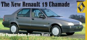 Fictitious Renault 19 Advert by LeoSandra85