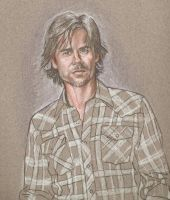 WIP True Blood Sam Merlotte by scotty309
