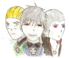 Brothers by Haruhi-x