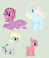 The new lot by StormChu