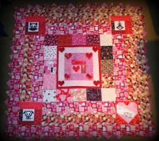 Hwthi Quilt Completed 1-26-13 by wiccanwitchiepoo