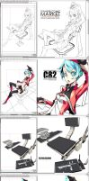 C82 Illustration Cut by Firecel