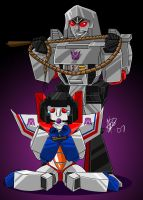 Megatron's Bitch -Final by sherrasama
