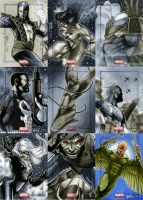Marvel Universe Sktch Cards 06 by RichardCox