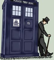 Doctor Who? by xPsychedelicPsychox
