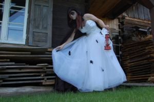 wedding dress 10 by Olga-stock
