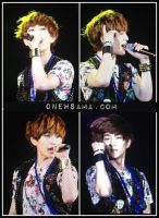 120727 Onew: YeoSu Expo by waterbirdART