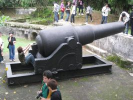 the giant cannon by dddd1104