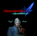 Dante-Vergil. DMC 4 by Taitiii