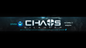 ChaosxSilencer Banner by OfficialRated
