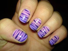 My nail art 2 by DeryaJuelide