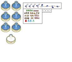 The Fountain of Life Sprite Sheet by gold-ring-951