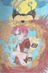Gaara of the Sand by KatsuNoJutsu95