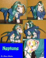 Sailor Neptune commission by customlpvalley