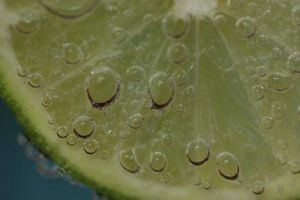 Lime in seltzer water 03 by tolnari
