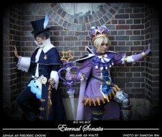Eternal Sonata - 2 by GoWuGo