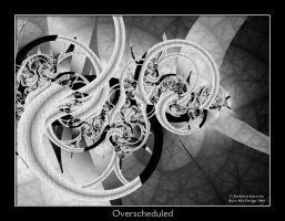 Overscheduled by rocamiadesign