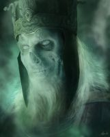The King of the Dead by JMKilpatrick
