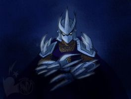 FNM06-The Shredder by AndrewDickman