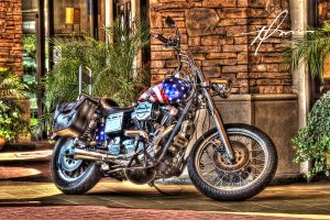 Ride American HDR by DMTFotos
