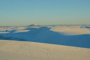 White Sands III by hobfrog07