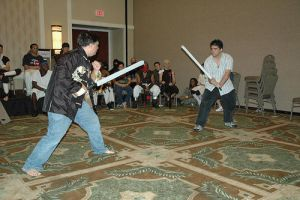 Supercon sword fight3 by sonicm15