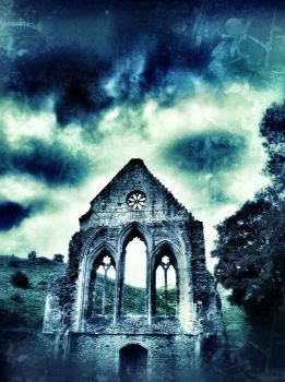 Damned Abbey by minbean