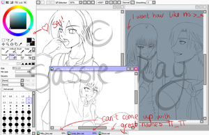 WIPs by sassie-kay
