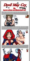 MEME :: Devil May Cry by Nanuka