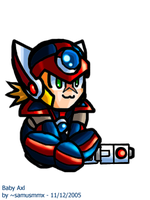 Baby Axl: Normal Mode by Axl-FanShip