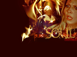 Burning by Blakravell