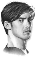 Peter Petrelli-DETAIL by MJasonReed
