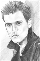 Paul Wesley by iAdamski